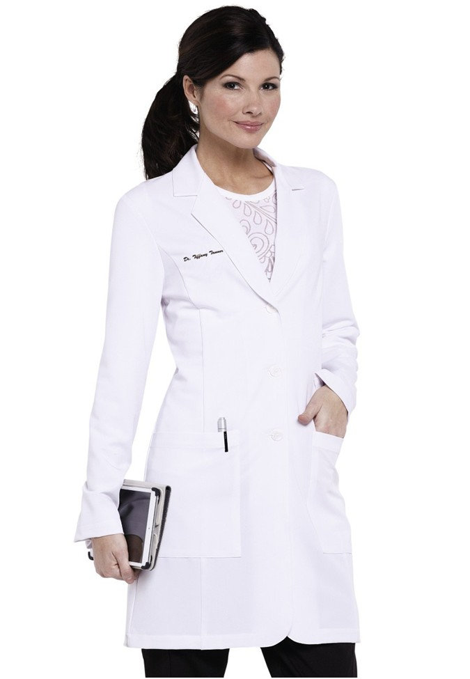 Ladies Lab Coat - Schlesinger\'s Uniforms